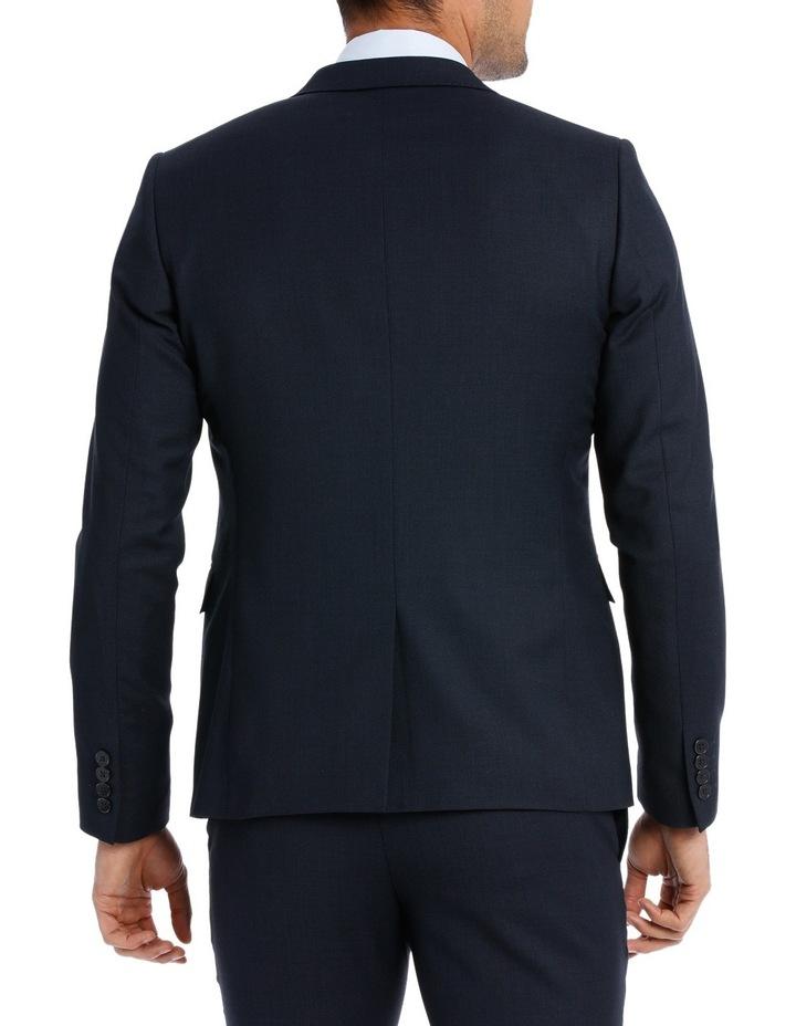 Slim Fit Birdseye Suit Jacket image 3