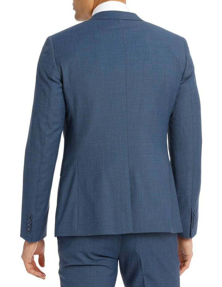 Slim Fit Sharkskin Suit Jacket image 3