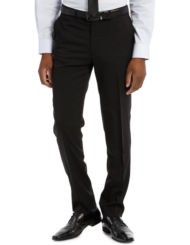 Tailored Fit Plain Suit Trouser image 1