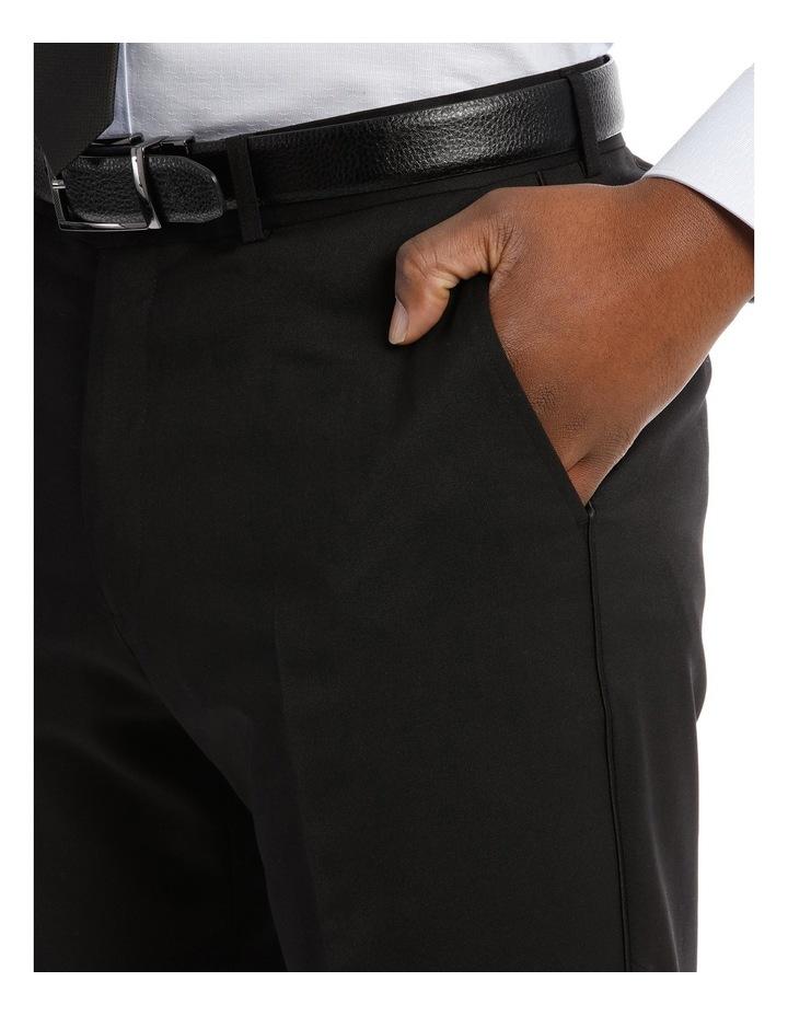 Tailored Fit Plain Suit Trouser image 7