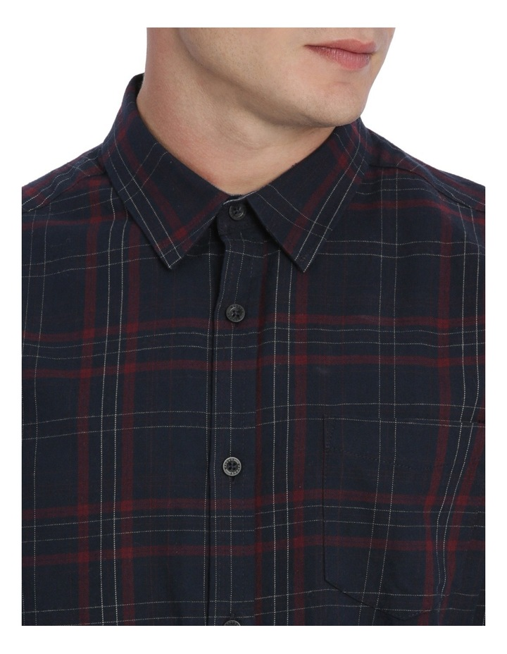 Samuel Long Sleeve Flannel Check Shirt image 4
