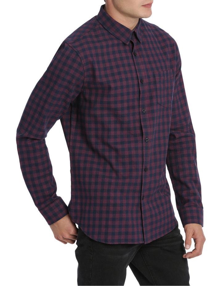 Alex Long Sleeve Flannel Check Shirt image 2