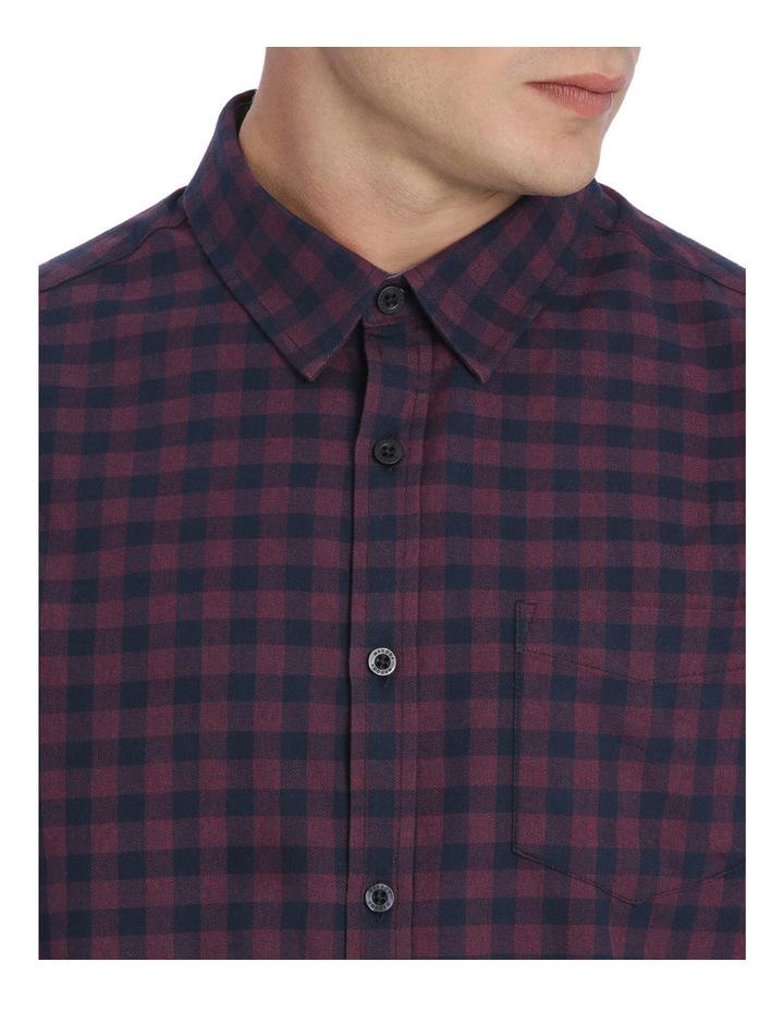 Alex Long Sleeve Flannel Check Shirt image 4