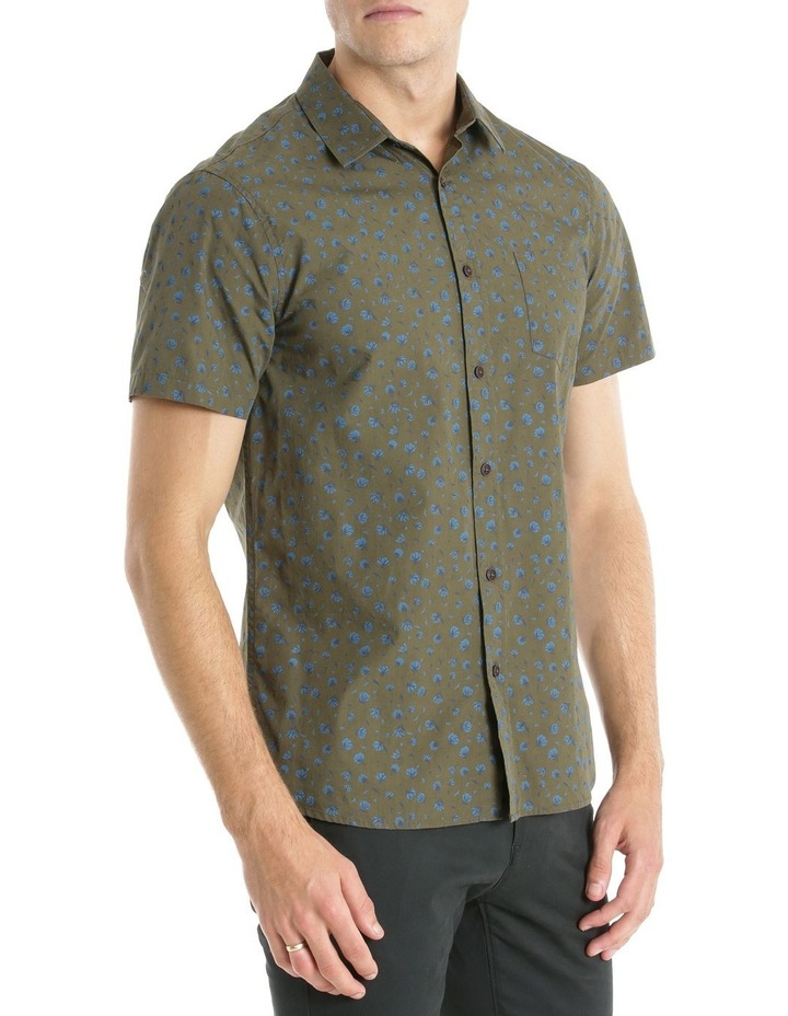 MAPLE FOREST SS PRINT SHIRT image 2