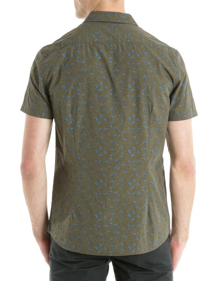 MAPLE FOREST SS PRINT SHIRT image 3