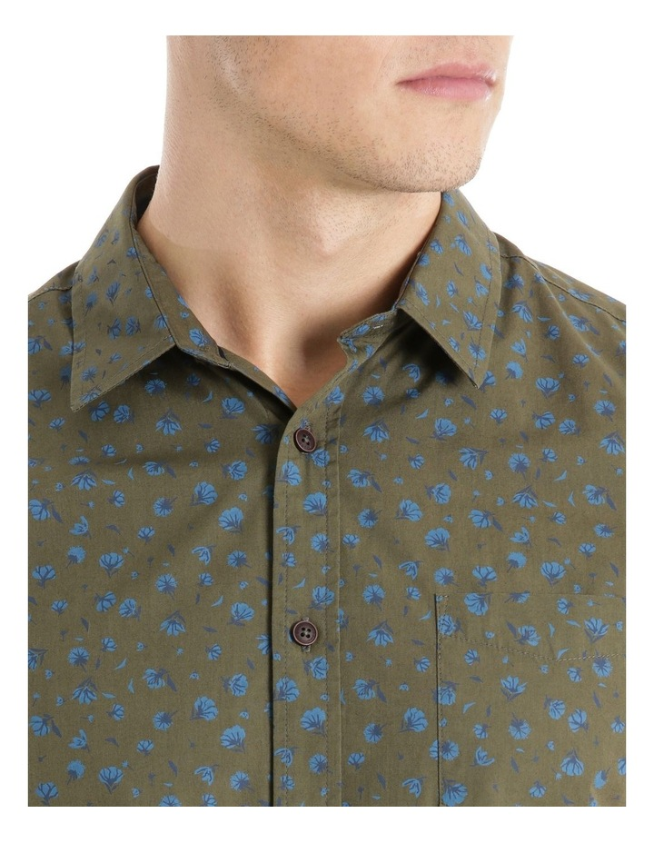MAPLE FOREST SS PRINT SHIRT image 4