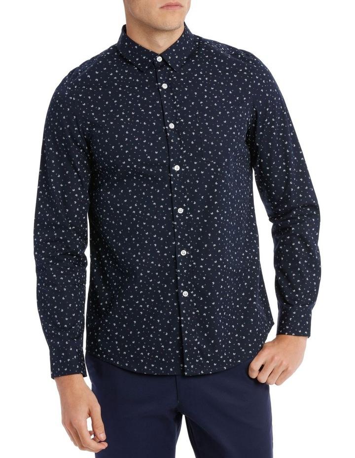 Jasper Long Sleeve Print Shirt image 1