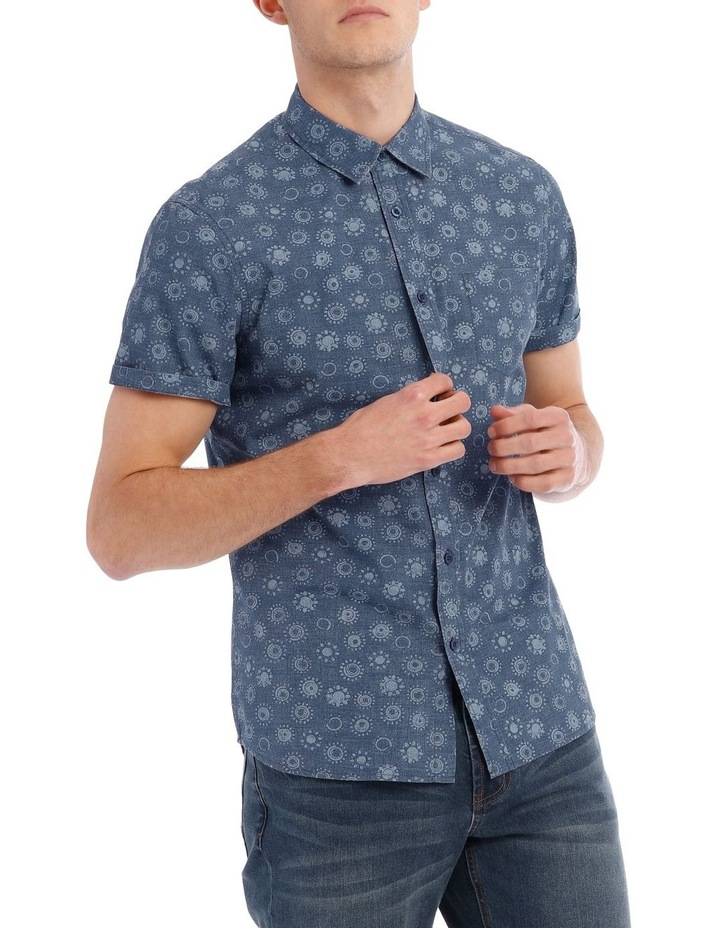 Tenerife Short Sleeve Print Shirt image 1
