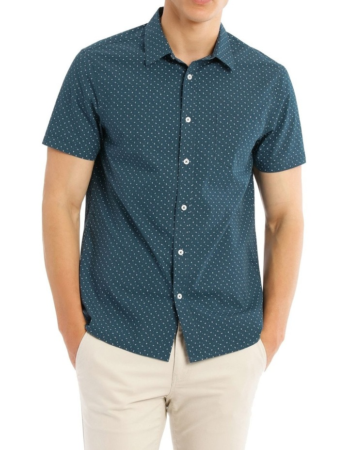 Crossroads Short Sleeve Print Shirt image 1