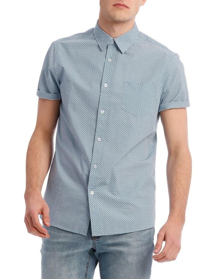Intersection Short Sleeve Print Shirt image 1
