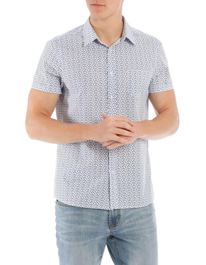 Airlie Short Sleeve Print Shirt image 1