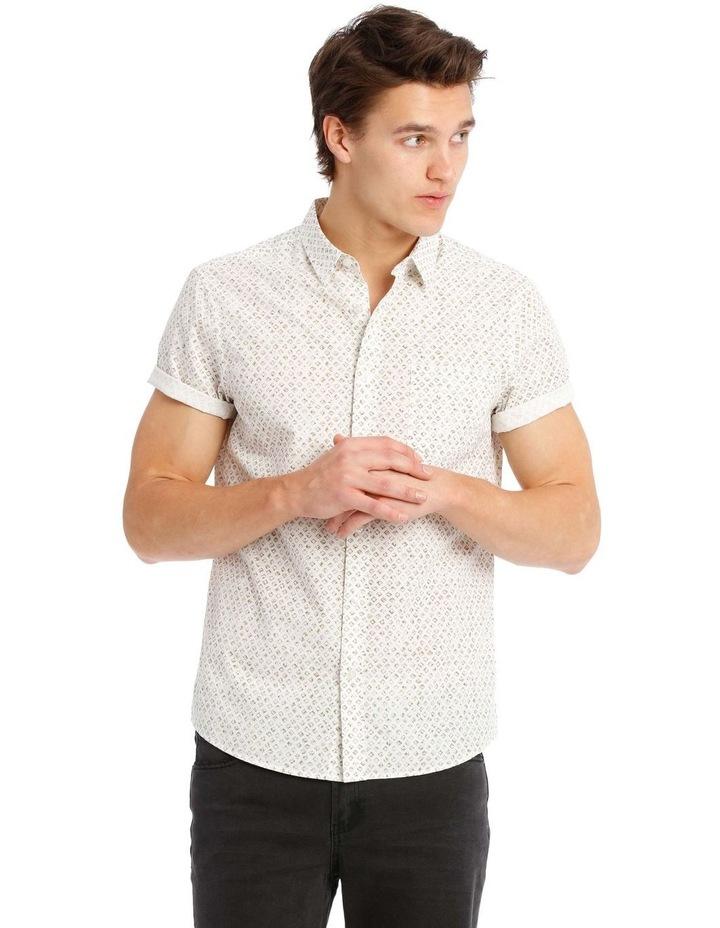 Yoruba Short Sleeve Print Shirt image 1