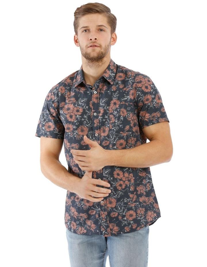 Impala Short Sleeve Resort Print Shirt image 1