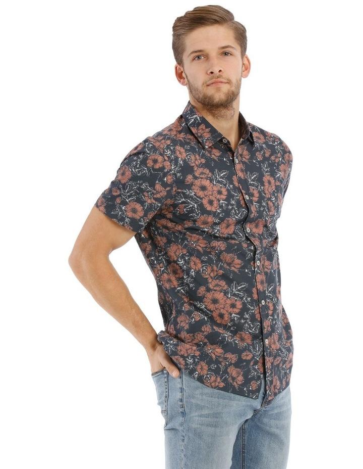 Impala Short Sleeve Resort Print Shirt image 2