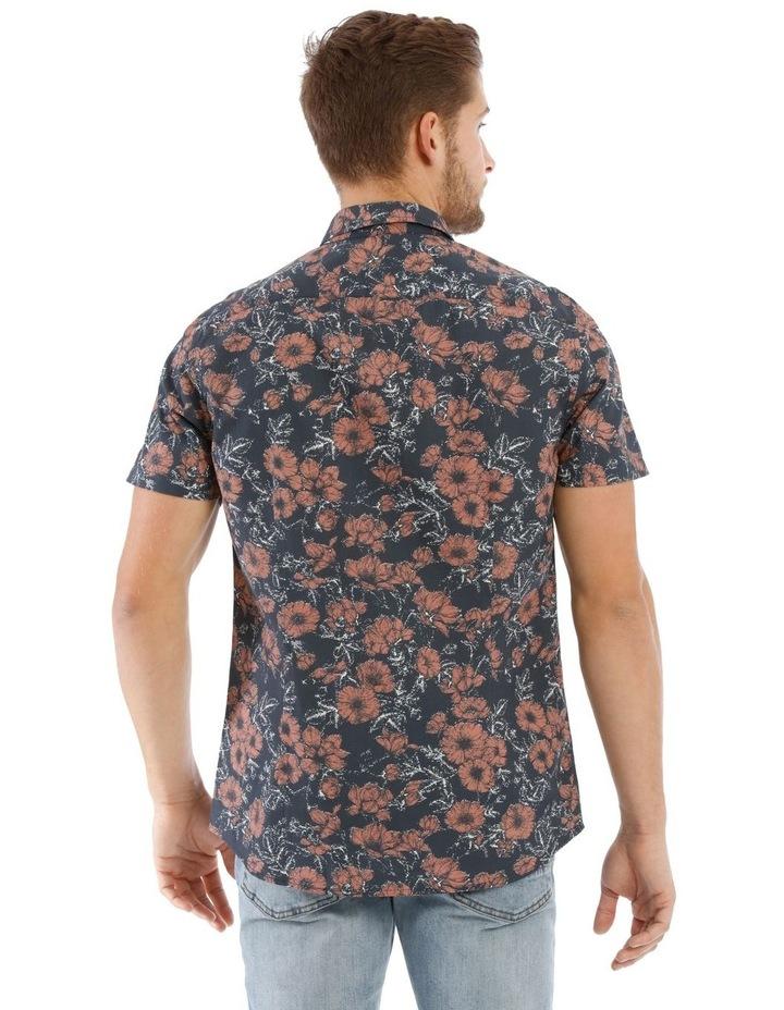 Impala Short Sleeve Resort Print Shirt image 3