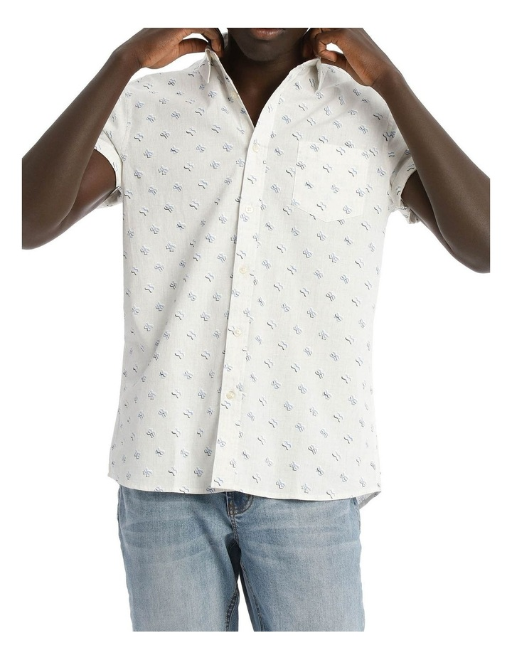 Hunter Short Sleeve Print Shirt image 1
