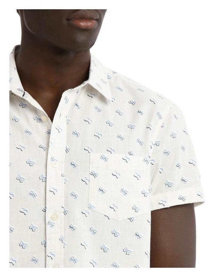 Hunter Short Sleeve Print Shirt image 4