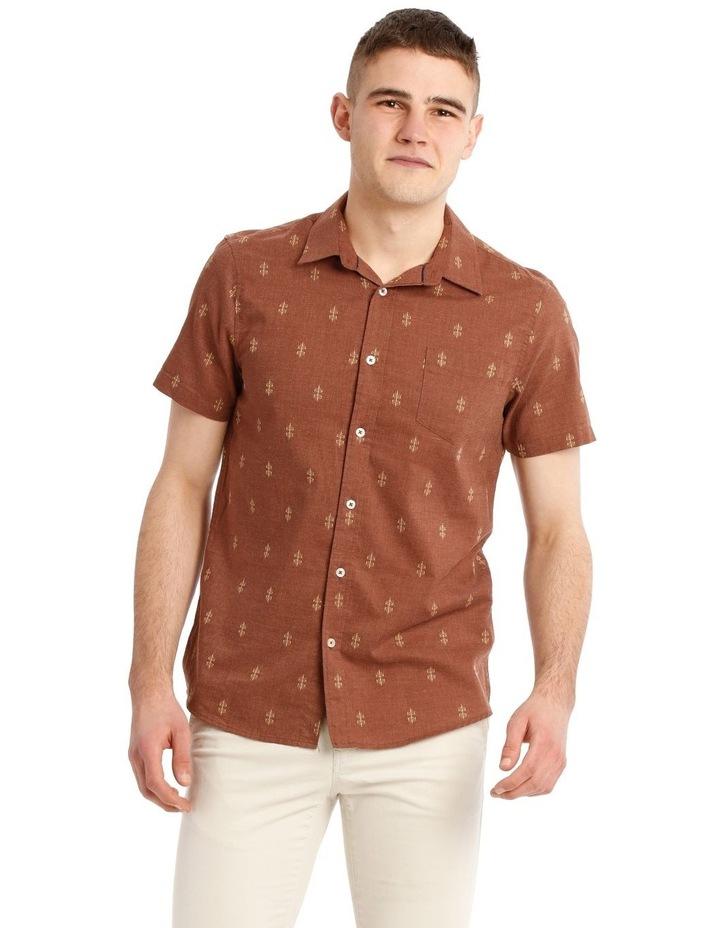 Swahili Short Sleeve Print Shirt image 1