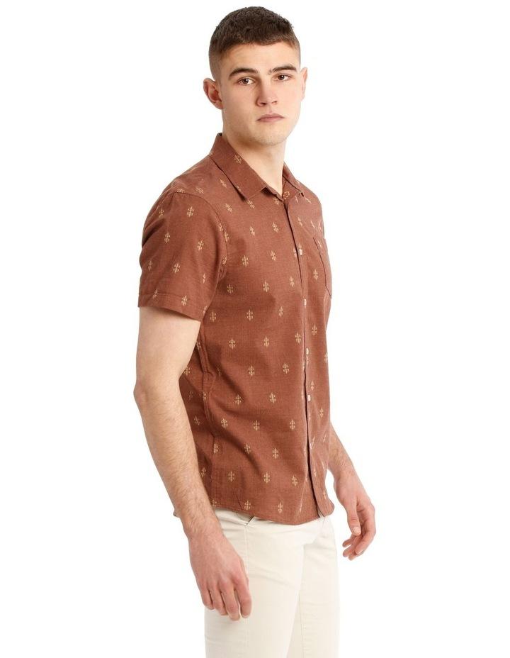 Swahili Short Sleeve Print Shirt image 2