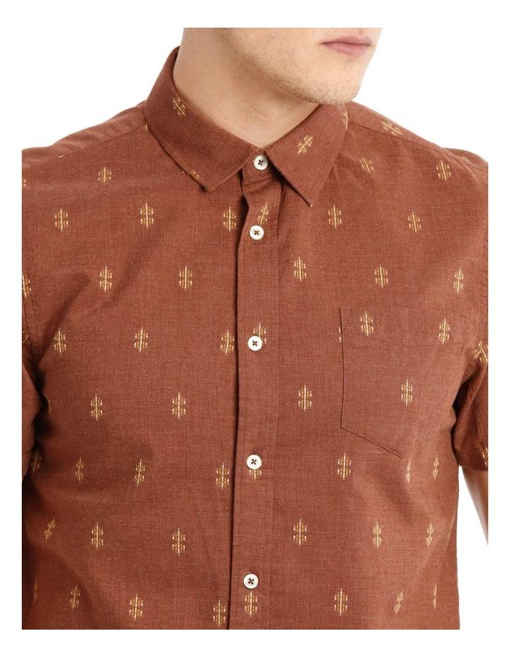 Swahili Short Sleeve Print Shirt image 4