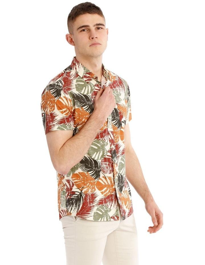 Zambezi Short Sleeve Resort Print Shirt image 1