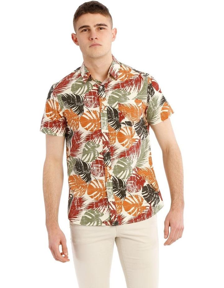 Zambezi Short Sleeve Resort Print Shirt image 2