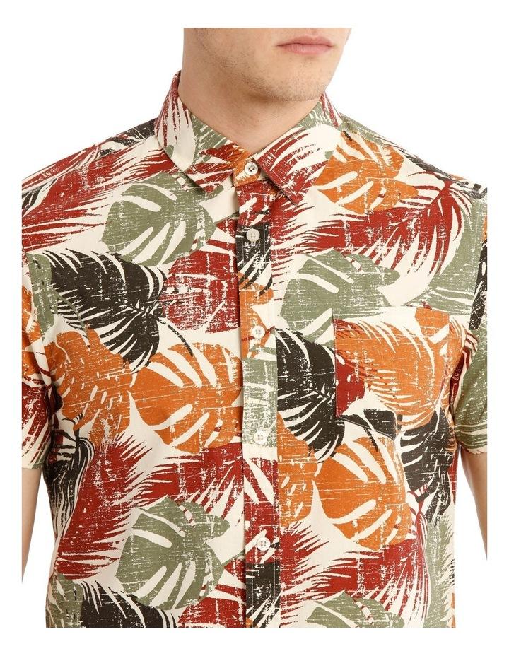 Zambezi Short Sleeve Resort Print Shirt image 4