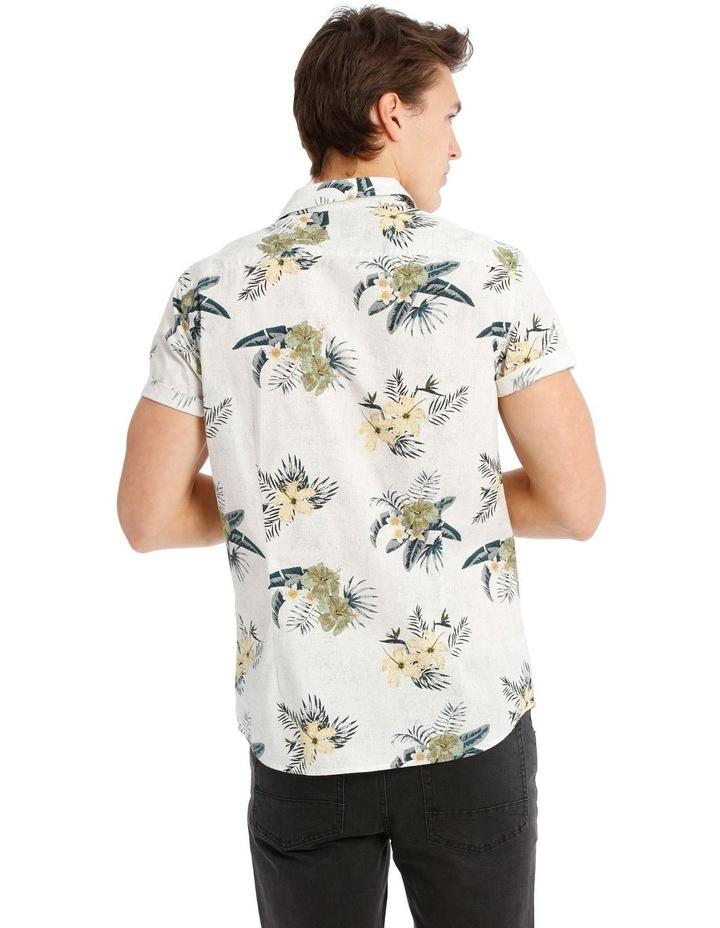 Serengeti Short Sleeve Resort Print Shirt image 3