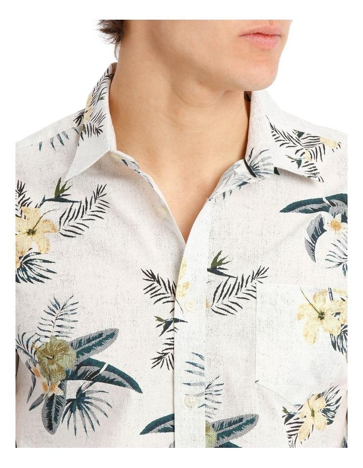Serengeti Short Sleeve Resort Print Shirt image 4