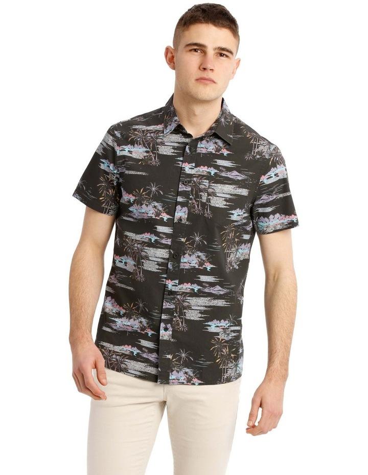 Wild Things Short Sleeve Resort Print Shirt image 1