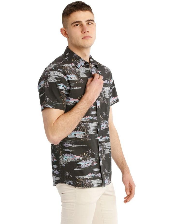 Wild Things Short Sleeve Resort Print Shirt image 2