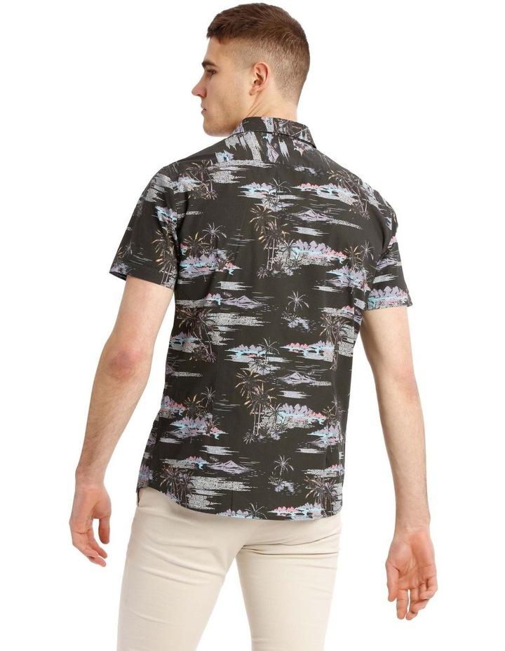 Wild Things Short Sleeve Resort Print Shirt image 3