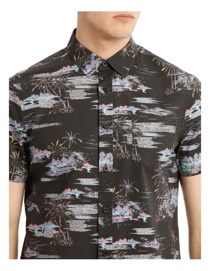 Wild Things Short Sleeve Resort Print Shirt image 4