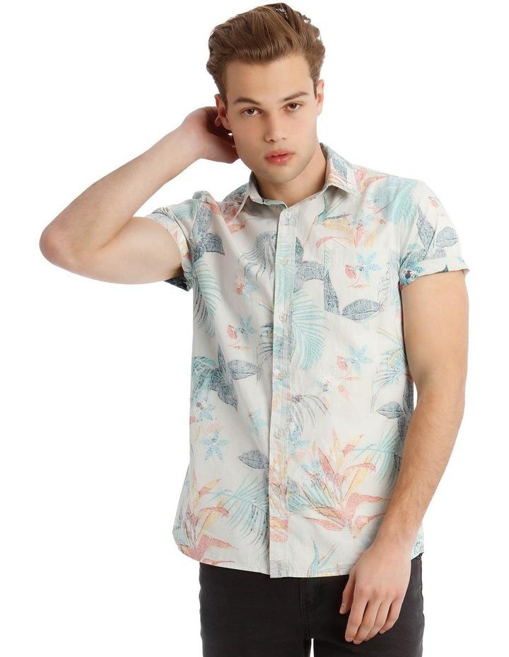 Mauritius Short Sleeve Resort Print Shirt image 1