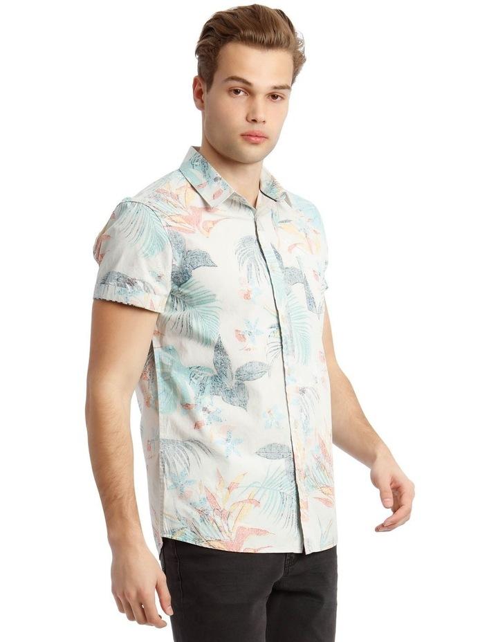 Mauritius Short Sleeve Resort Print Shirt image 2