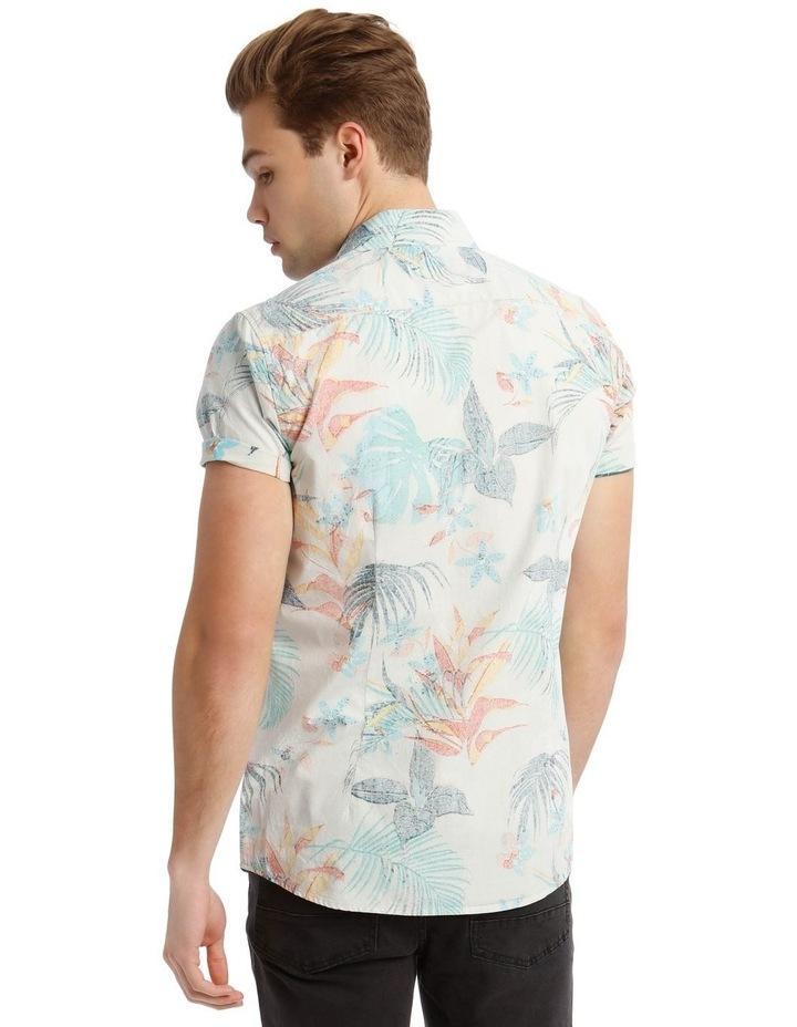 Mauritius Short Sleeve Resort Print Shirt image 3