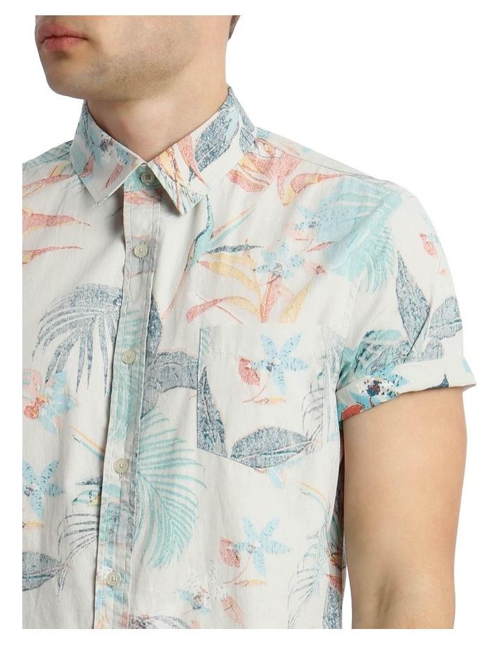 Mauritius Short Sleeve Resort Print Shirt image 4