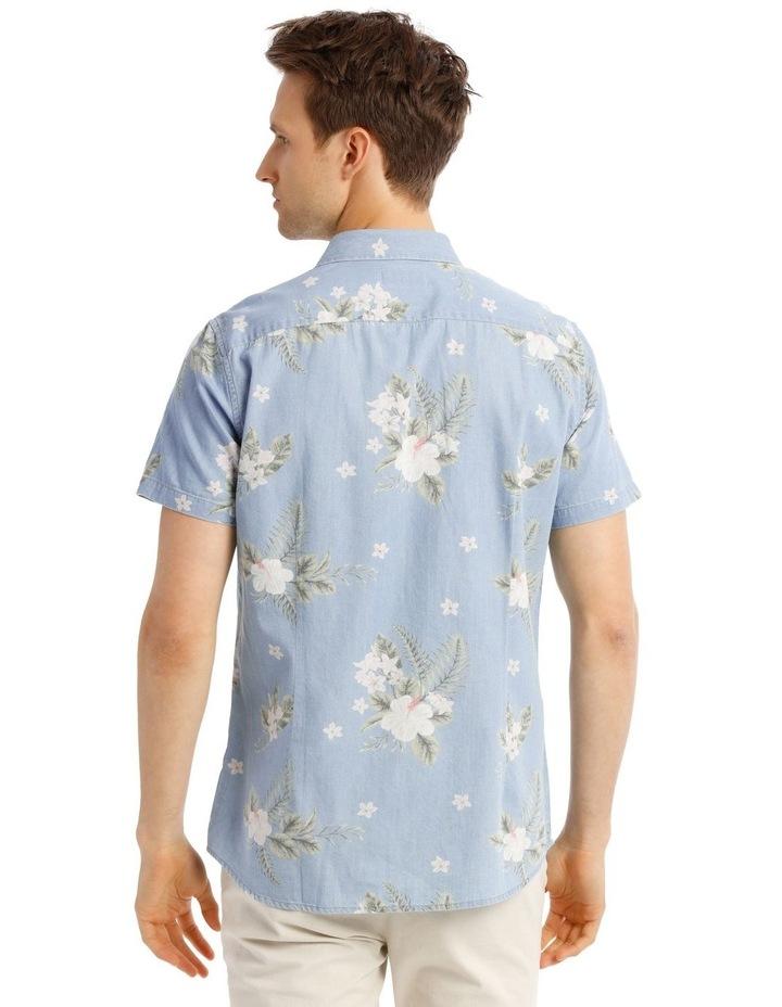 Fanning Short Sleeve Resort Print Shirt image 3