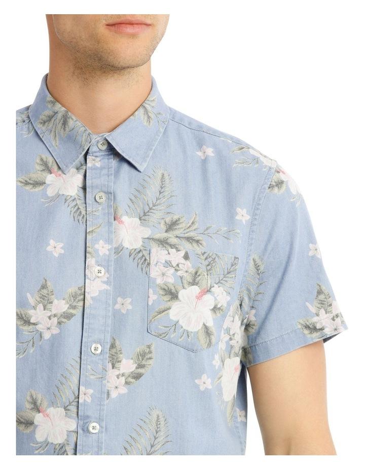 Fanning Short Sleeve Resort Print Shirt image 4