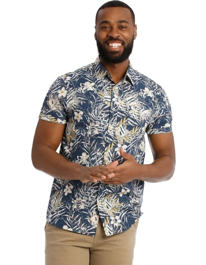 Avalon Short Sleeve Resort Print Shirt image 1