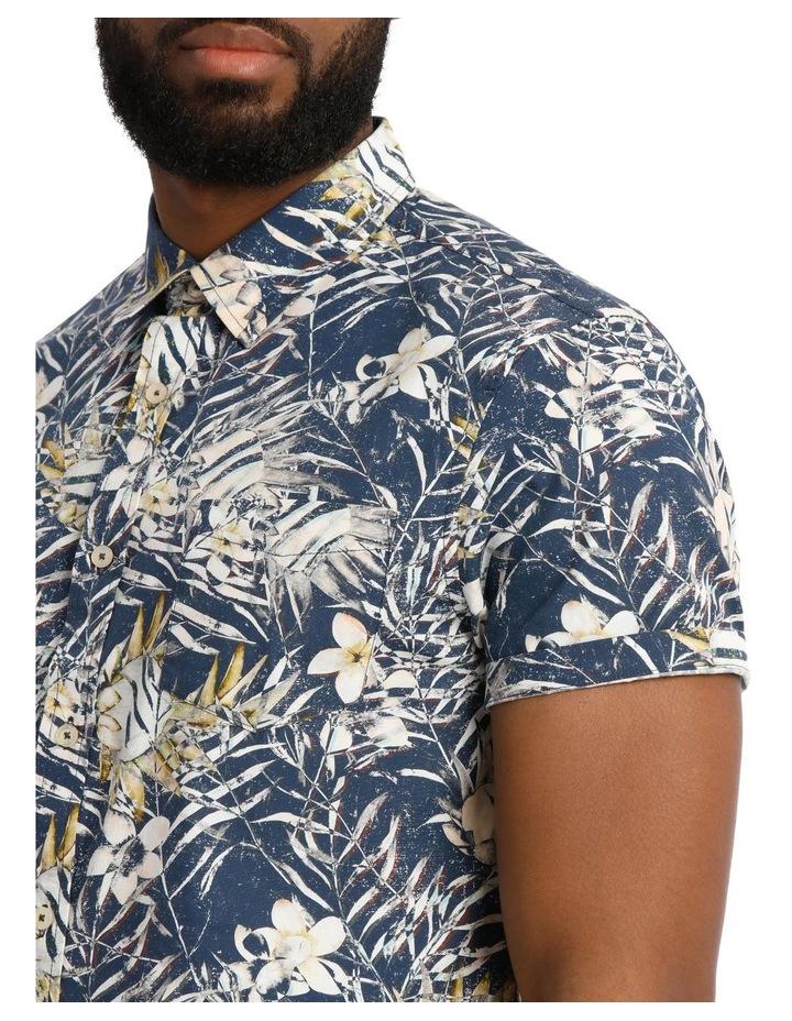 Avalon Short Sleeve Resort Print Shirt image 4