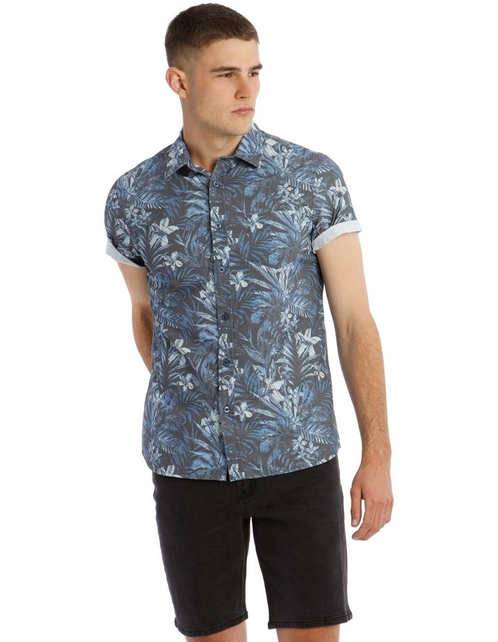 Maui Short Sleeve Resort Print Shirt image 1