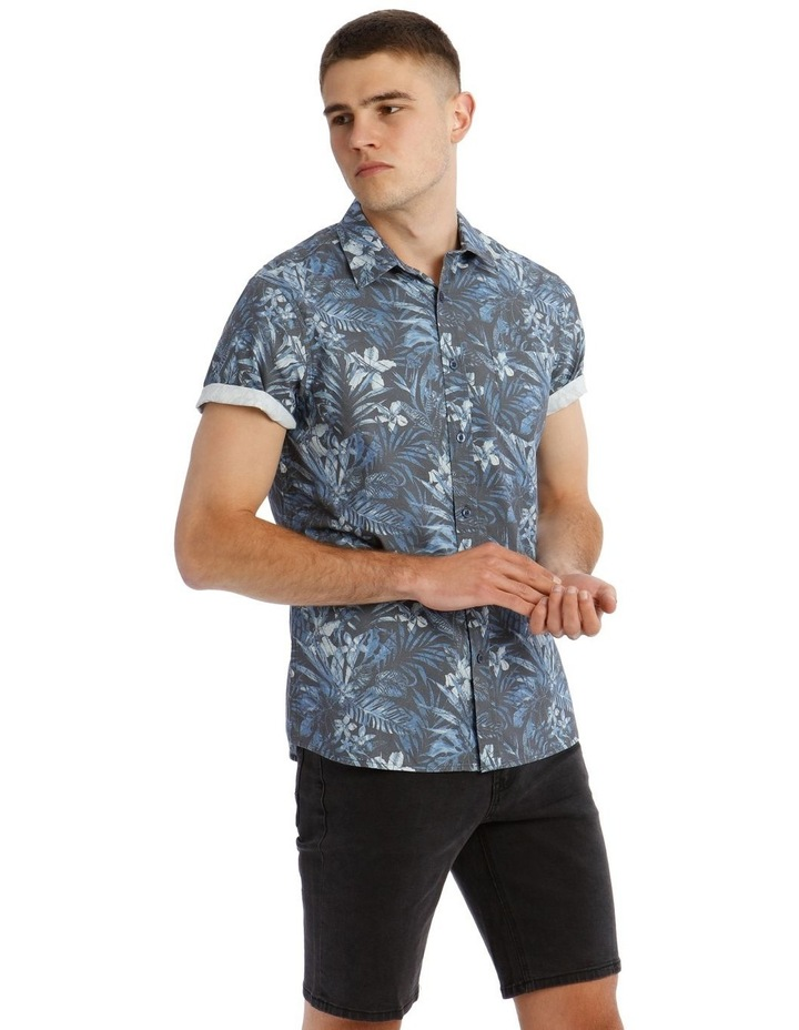 Maui Short Sleeve Resort Print Shirt image 2