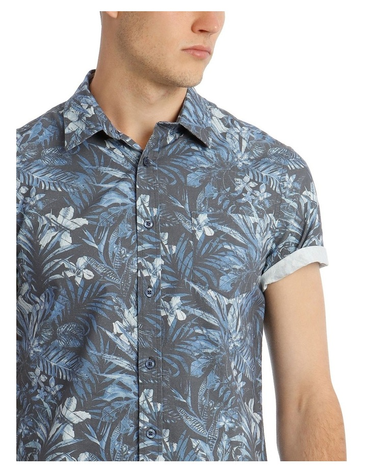 Maui Short Sleeve Resort Print Shirt image 4
