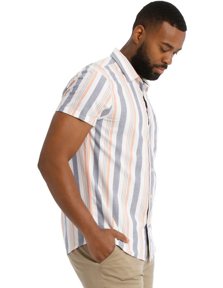 Ray Short Sleeve Stripe Shirt image 2