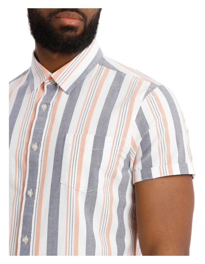 Ray Short Sleeve Stripe Shirt image 4