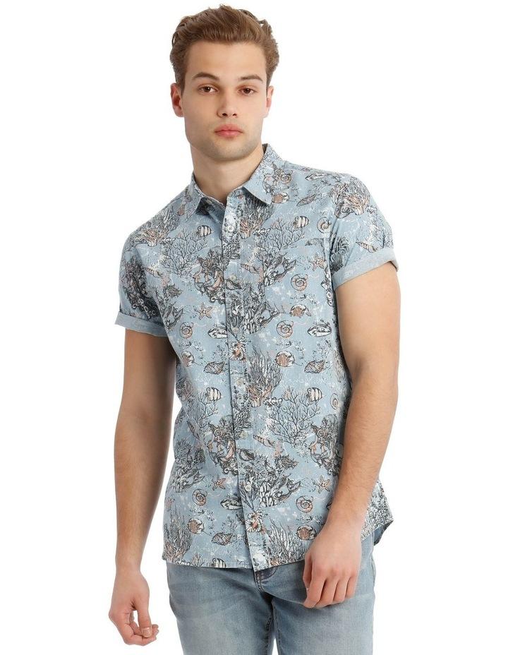 Javana Short Sleeve Resort Print Shirt image 1
