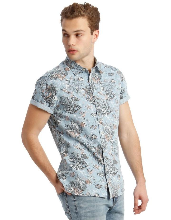 Javana Short Sleeve Resort Print Shirt image 2