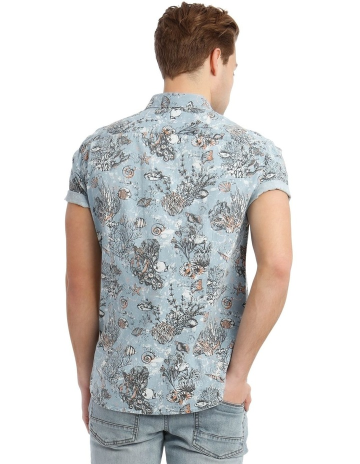 Javana Short Sleeve Resort Print Shirt image 3