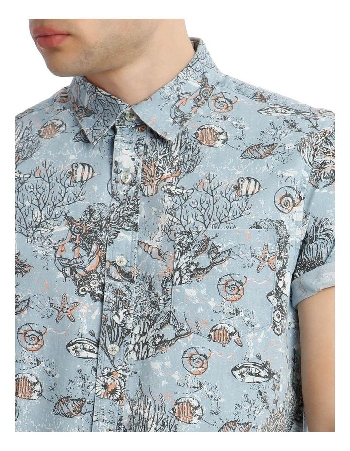 Javana Short Sleeve Resort Print Shirt image 4